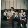 Tim, Patty, Kathy, Andy, Vicki, and Tom.  I still can't believe that boy in the middle is my husband.
