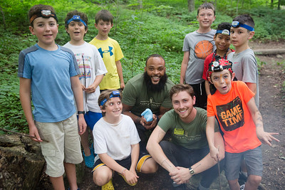 Boys arrive at Timberlake, get welcomed by counselors at the Trading Post, say goodbye to their parents, move into their cabins and play games and roast marshmallows on the first day of camp for August session, July 23, 2017. Timberlake, a summer camp for boys, is one of seven Farm & Wilderness camps in Plymouth, VT, based on the Quaker values of simplicity, honesty, self-reliance, and respect for all life. © Michael Forster Rothbart Photography www.mfrphoto.org • 607-267-4893 34 Spruce St, Oneonta, NY 13820 86 Three Mile Pond Rd, Vassalboro, ME 04989 info@mfrphoto.org Photo by: Michael Forster Rothbart Date:  7/23/2017 File#:  Canon — Canon EOS 5D Mark III digital camera frame C20196