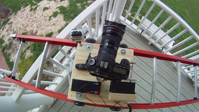 Motion Ladder Dolly - Aerial View 2nd Run © Copyright m2 Photography - Michael J. Mikkelson 2011. All Rights Reserved. Images can not be used without permission.