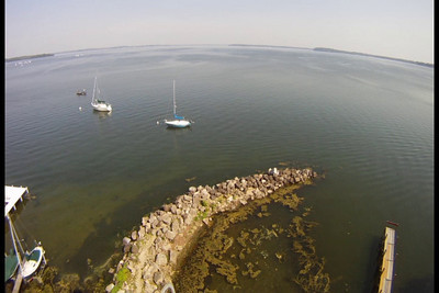 Memorial Day weekend, 2010.  This time lapse sequence is captured from the University of Wisconsin, Lifesaving Station, and on board the Rescue boat. The panning sequence used an egg timer with GoPro camera attached.  The sailing sequences capture the Collegiate Sailing Team National Championships.