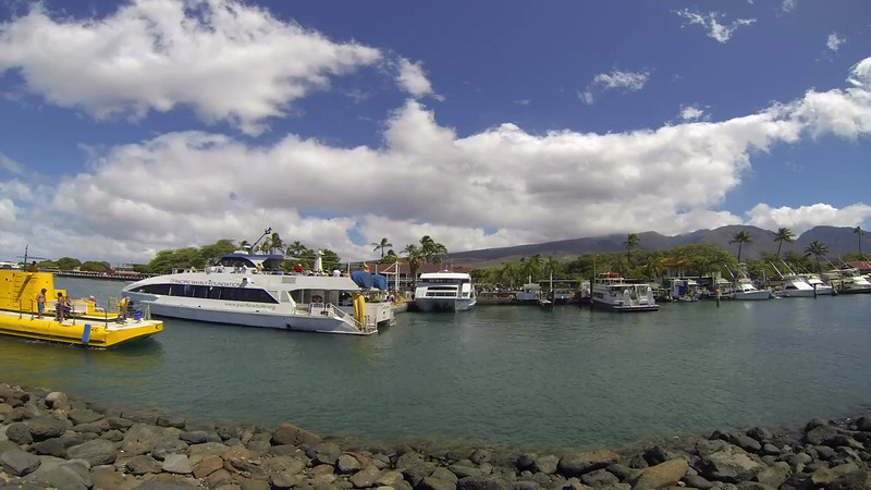 Lahaina Harbor - Maui, Hawaii :  Joe West Photography