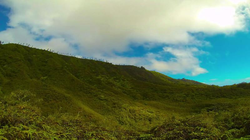 Moutainside Cloud Roll (Time Lapse) - Island of Lana'i, Hawaii - Joe West Photography