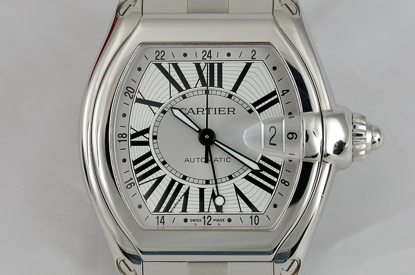 GONE - Cartier Roadster GMT