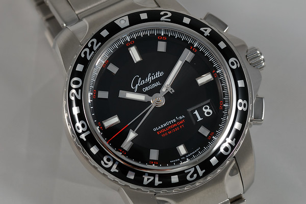 Glashutte Original Sport Evolution GMT