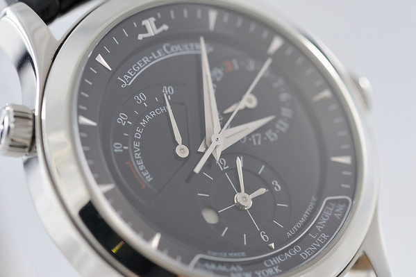 GONE - Jaeger LeCoultre Master Geographic