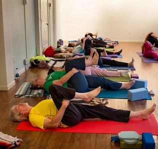 timebank yoga