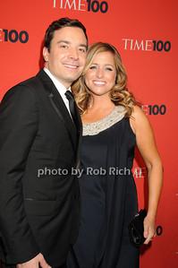 Jimmy Fallon, Nancy Juvonen  photo by Rob Rich © 2009 robwayne1@aol.com 516-676-3939