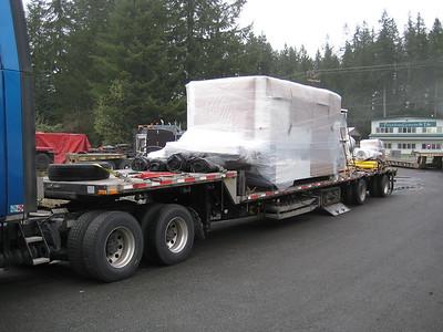 Machinery -  Shipping