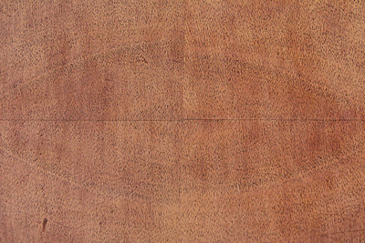 Center intersection of matching quarters.  Grain appears mahogany
