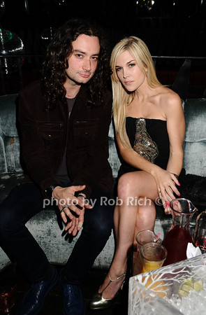 Constantine Maroulis, Tinsley Mortimer<br /> photo by Rob Rich © 2009 robwayne1@aol.com 516-676-3939<br /> photo by  Rob Rich © 2009 robwayne1@aol.com 516-676-3939