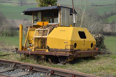 74006 4w Ballast Packer.
