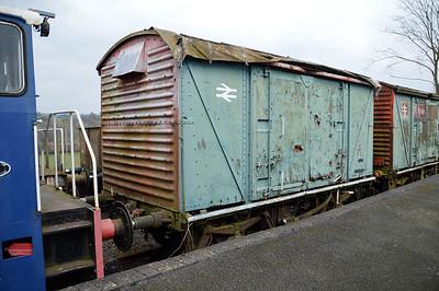 KDC230022 (B783304) 12t VEA Vent Van.