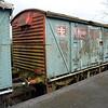 KDC230172 (B782822) 12t VEA Vent Van.