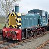 0-6-0DM Class 03 D2158 (03158) 'Margaret Ann'.