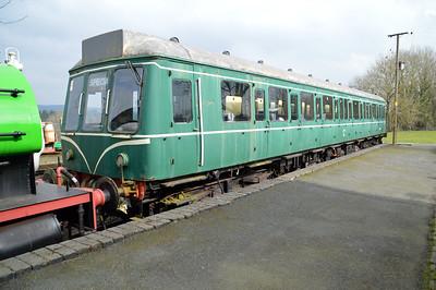Class 117 DMU  W51412.