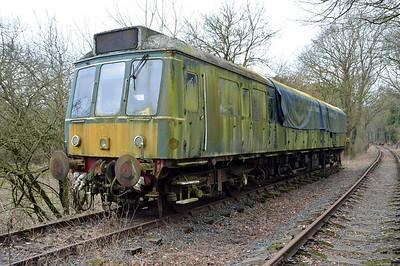 Class 117 DMU  W51370.