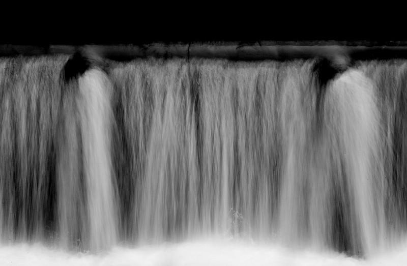 Dam at Capilano Park, North Vancouver