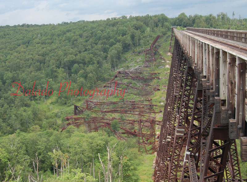 Kinzua Bridge.