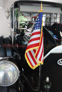 A 1919 Pierce-Arrow used by President Wilson.
