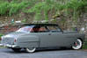 A 1950 Chrysler New Yorker in Jim Thorpe.