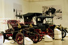 A 1904 Stanley Model B Runabout is seen at left in addition to a 1908 Sears Motor Buggy at OHT.