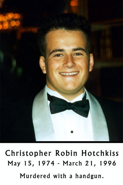 Christopher Robin Hotchkiss