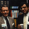 Phil Greene (Ebsco) and James Matarazzo