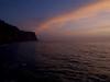 sunrise from Shaldon, Devon