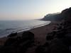coast at Shaldon, Devon