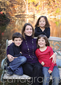 Mama and Her Kids-