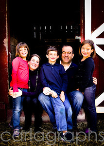 fam at the barn fun-