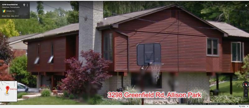 3298 Greenfield Rd - Allison Park