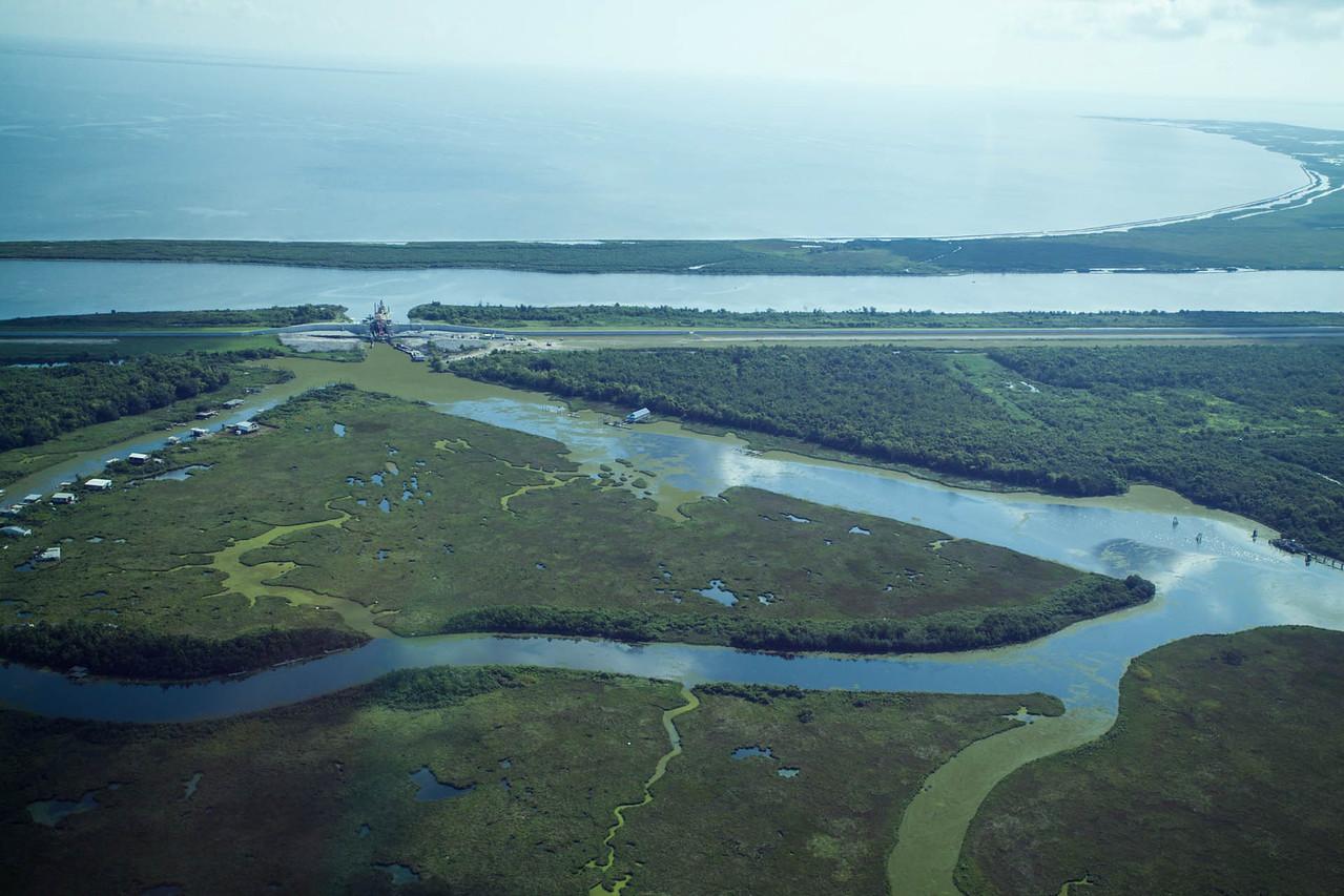 Horseshoe Bayou/ Violet Canal