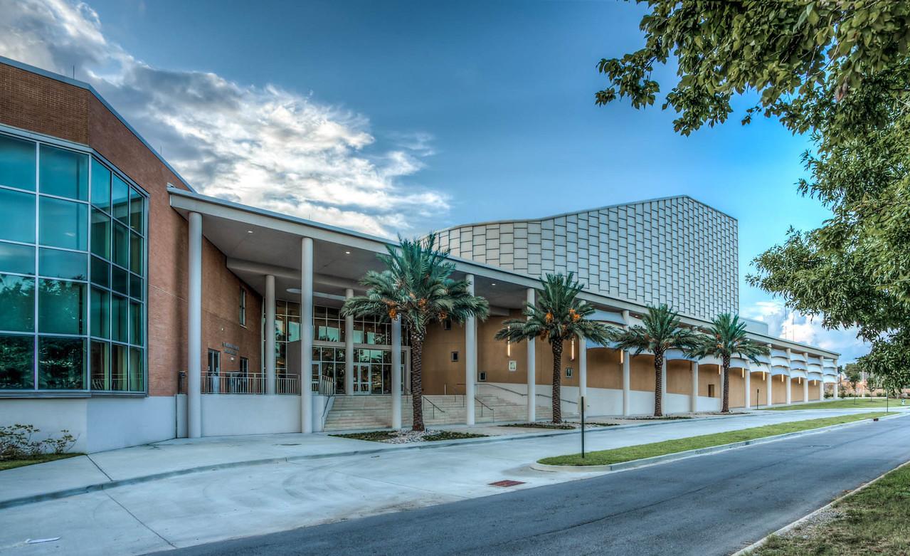 CHS Cultural Arts Building