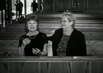Mom and TX bw (1 of 1)