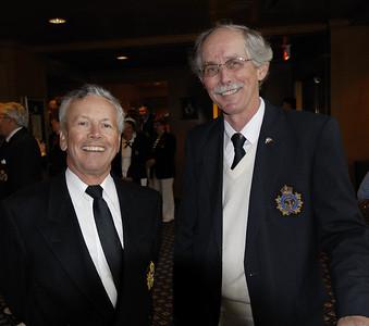 Wolf Bergelt & Jim Warwick