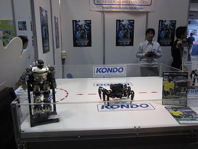 Tokyo Robot Show Nov 2011