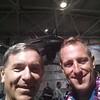 Selfie with CAPT Thomas Frosch Blue Angel Pilot #1 The Boss
