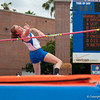 Florida finished 1st and 5th place at the Women's high Jump during the Tom Jones Memorial Classic on Saturday, April 21, 2012 at the Percy Beards Track at James G. Pressly Stadium in Gainesville, Fla. / Gator Country photo by Saj Guevara