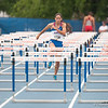 Florida Katrina DeKrey 6th place during the Tom Jones Memorial Classic on Saturday, April 21, 2012 at the Percy Beards Track at James G. Pressly Stadium in Gainesville, Fla. / Gator Country photo by Saj Guevara