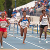 Florida Ashley Favors finished 4th place during the Tom Jones Memorial Classic on Saturday, April 21, 2012 at the Percy Beards Track at James G. Pressly Stadium in Gainesville, Fla. / Gator Country photo by Saj Guevara