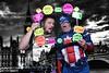 Super Hero Photo Booth