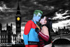 Super Hero Photo Booth