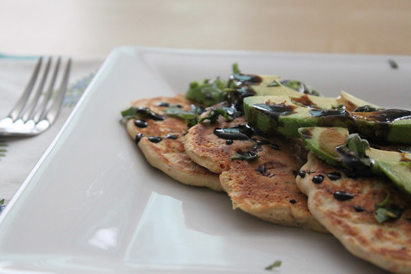 tomato basil pancakes blog