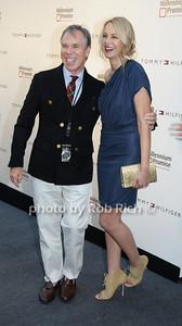 Tommy Hilfiger, Dee Ocleppo photo by Rob Rich © 2009 robwayne1@aol.com 516-676-3939