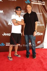 Jon Bon Jovi, Tony Hawk