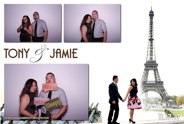Tony & Jamie Wedding