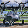 PBY Catalina treated with Topaz Adjust 5