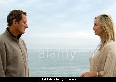 m546, TA14.12 Middle aged couple going through a divorce<br /> <br /> Choice 1 of 6<br /> <br /> <br /> A043BN mature couple having an argument. Image shot 2006. Exact date unknown.