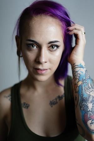 Tori Portrait & Hot Wax